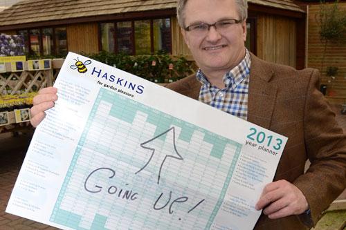 Haskins: December sales up 24 per cent on 2011