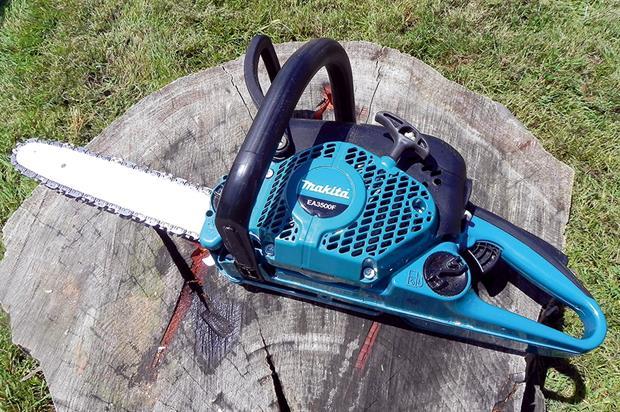 Makita EA3500F chainsaw - image: HW