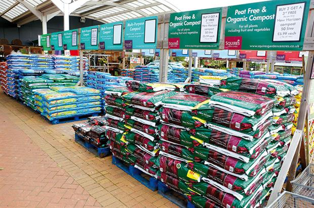Compost: Growing Media Association chairman says prices may increase this year - image: HW