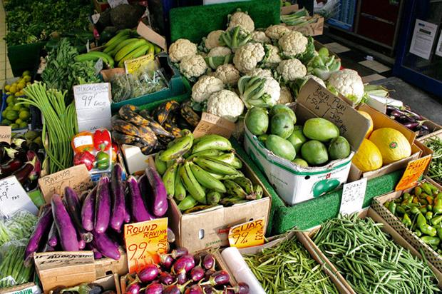 Exotic vegetables: tighter controls contributed to fewer incidents