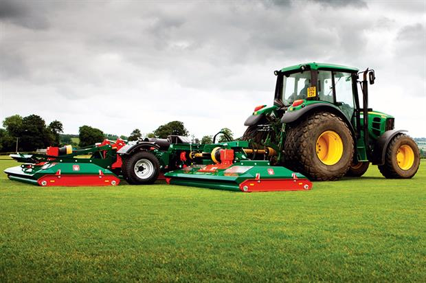 Roller mowers: chosen by many councils ahead of cylinders due to ability to handle larger volumes of grass from less frequent cuts