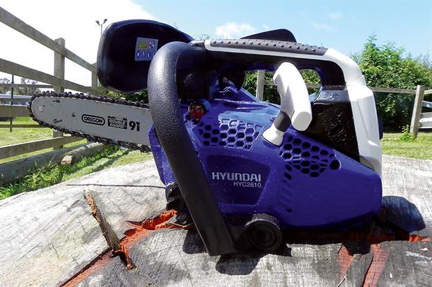 Hyundai HYC2610 Top-handled - image: HW