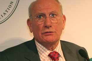 ohn Ashley, commercial director, Scotts - photo: HW