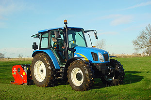NEW HOLLAND T5060 - image: HW