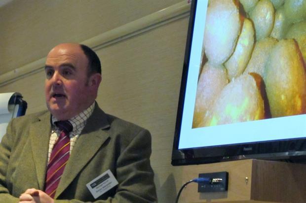 Simon Alexander - image: AHDB Potatoes