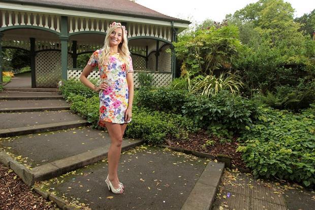 Miss Wales at Belle Vue Park