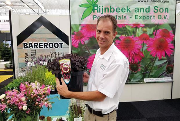 Arno Rijnbeek, Managing Director, Rijnbeek & Son Perennials