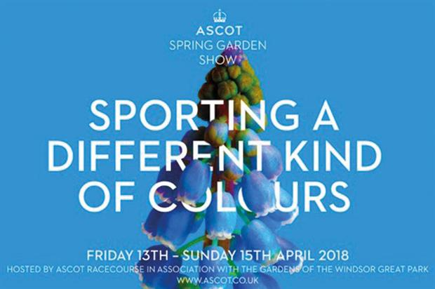 Launch: Ascot Spring Garden Show set to run next year