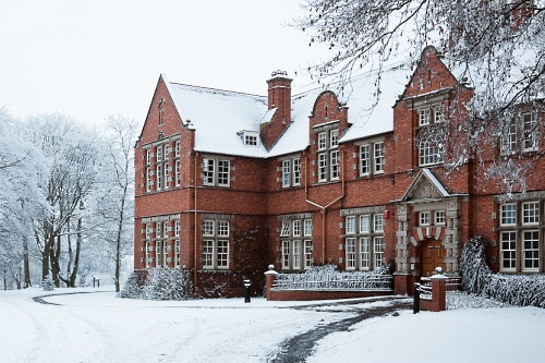 Harper Adams University College - image: James Armstrong