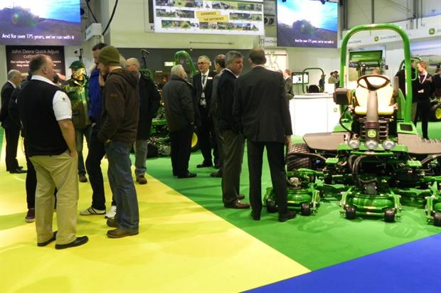 Visitor numbers up at BTME. Image: HW
