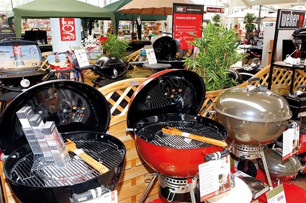 Barbecues: research shows people looking to buy additional outdoor cooking gear - image: HW