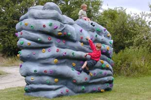 See the 'Boulder' at Saltex 08 - photo: Playground Facilities