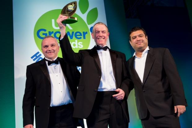 Bransford Webbs Plant Company picks up Ornamentals Grower of the Year sponsored by Levington Advanced Solutions