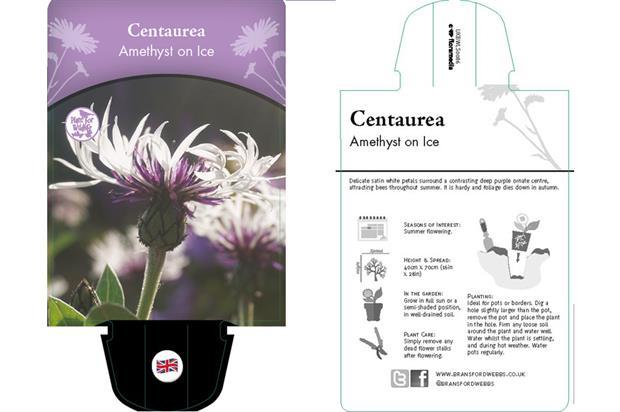 Bransford Webbs' new label design. Image: Supplied