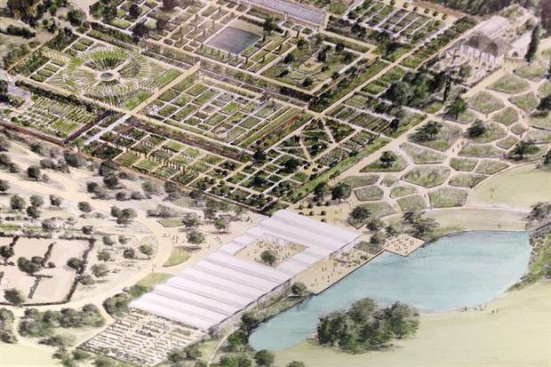 RHS Bridgewater: fifth RHS garden due to open in 2019