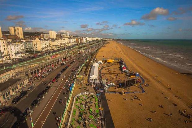 Brighton beachfront. Image: Pixabay