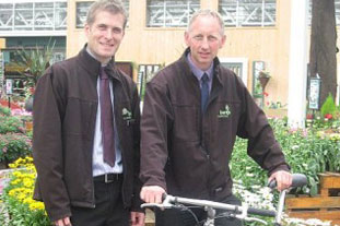 Bents Garden Centre team prepares to take on 'Coast to Coast' charity cycling challenge - image: Bents Garden Centre