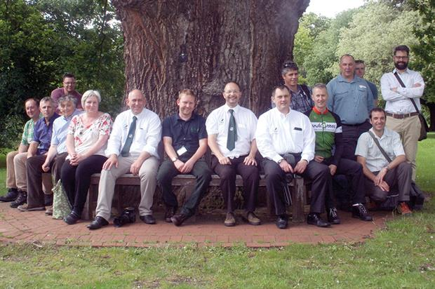 AGM: Consulting Arborist Society held meeting at Kew, home to many historically and botanically important trees - image: HW