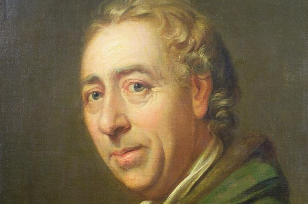Capability Brown portrait painted by Richard Cosway in the late 1700s. Private Collection/Bridgeman Images
