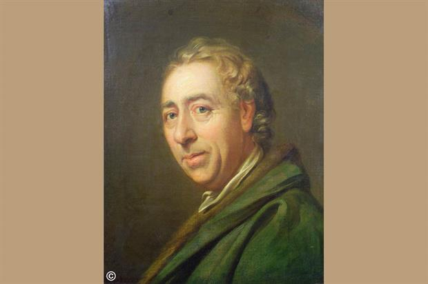 Capability Brown, painted by Richard Cosway. Image: Private collection / Bridgeman Images