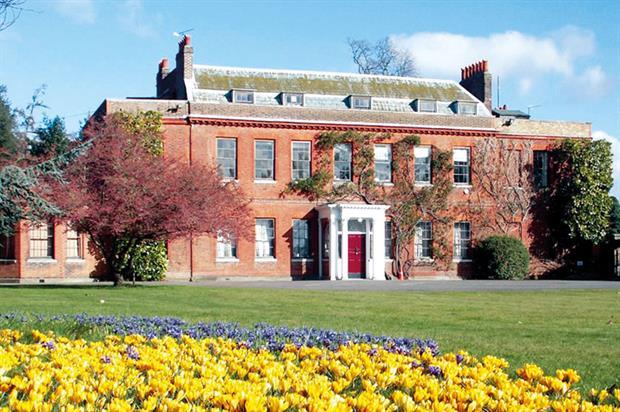 Capel Manor in Enfield