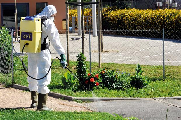 Weed control: essential for a safe and healthy environment across the amenity sector - image: Chaintreuil
