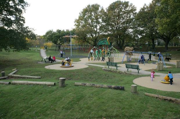 Access to green space and nature aids children's development