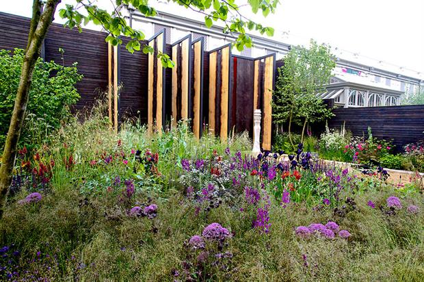 Gold winner: The Cloudy Bay Garden in association with Vital Earth - Rich Landscapes, Big Fish Landscapes