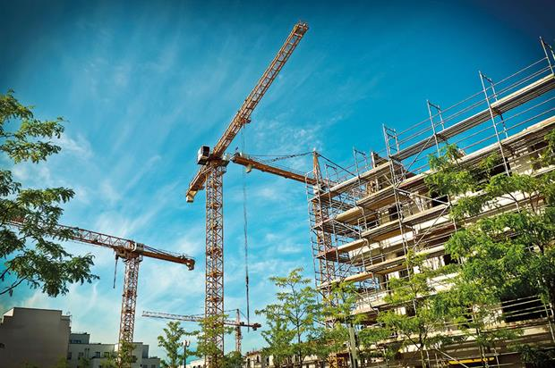 Construction: landscape designer clients are saying that a lot of projects have either been shelved or mothballed - image: Pixabay