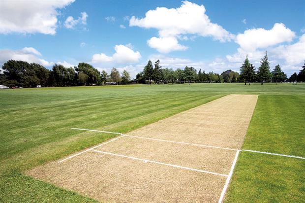 Cricket square. Image: Germinal