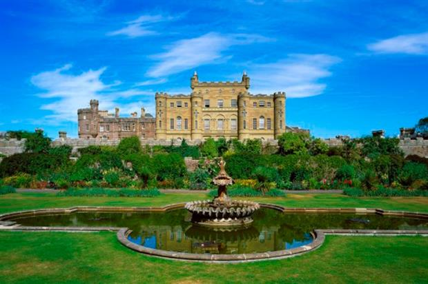 Culzean Castle to benefit from investment programme. Image: National Trust for Scotland