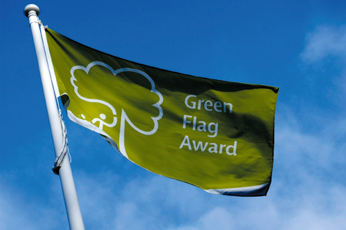 The Green Flag Awards will operate under a new business model - image: Keep Britain Tidy