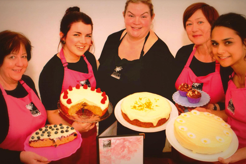 Best Catering Facilities - Jessie's Kitchen at Turriff's Garden Centre - image: Tunriff's GC