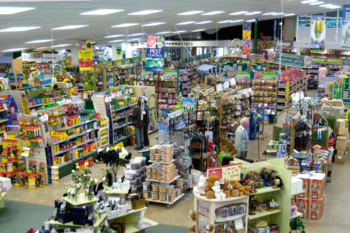 Retail Outlet Over £3m Turnover - Scotsdales - image: Scotsdales