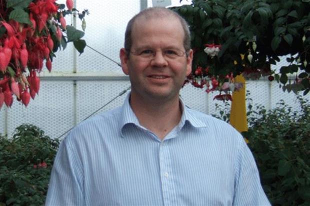 Delamore managing director Wayne Eady