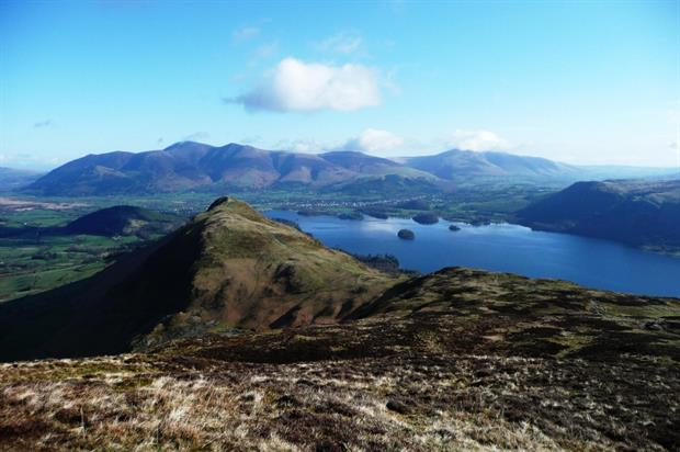 Derwent Water in the Lake District. Image: MorgueFile