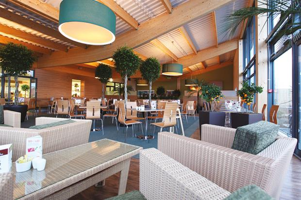 Dobbies: group is offering up to three catering outlets in each store and providing table service in its restaurants