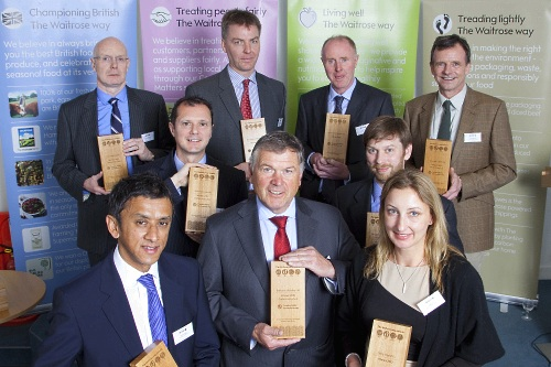 Waitrose Way Awards winners - image:Waitrose
