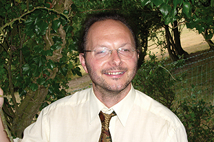 Mark Chester, chairman, Consulting Arborists Society - image: Mark Chester