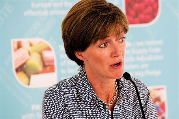 Capper: fruit production sector has been handed significant challenges - image: HW