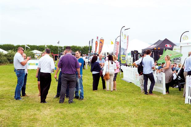Fruit Focus: 120 exhibitors and 1,300 visitors expected at this year's show in Kent - image: HW