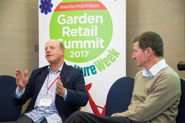 HW Garden Retail Summit 2017: Paul Cooling and Matthew Appleby