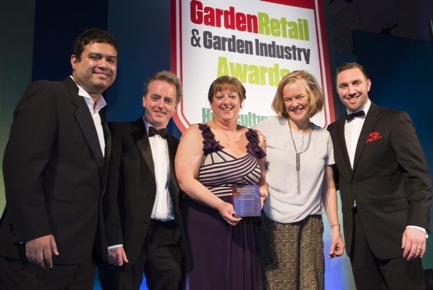 Glendoick scoop three awards