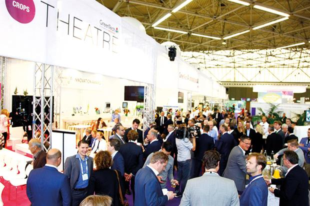 GreenTech: vertical farming and LED lighting systems among subjects covered by trade show held in Amsterdam
