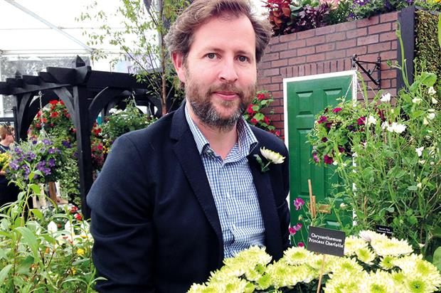 Greg Hill: promote commercial horticulture