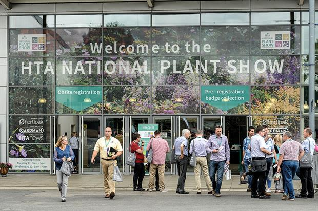 HTA National Plant Show: hall of sundries added for more rounded exhibitor offer