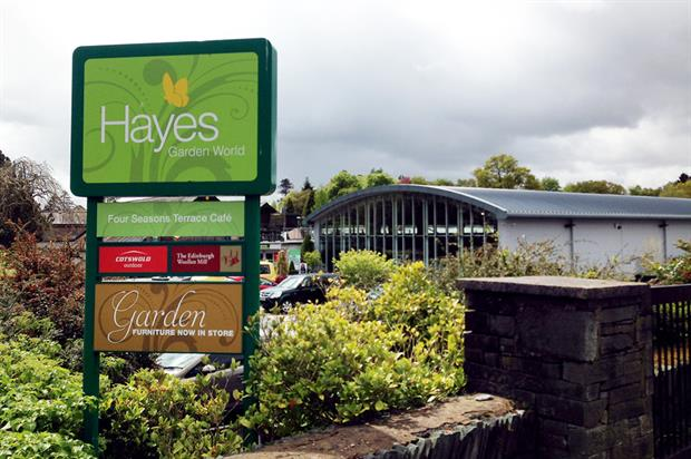 Hayes Garden World: centre is working hard to attract more parents and children as well as expanding its online offering  - image: HW