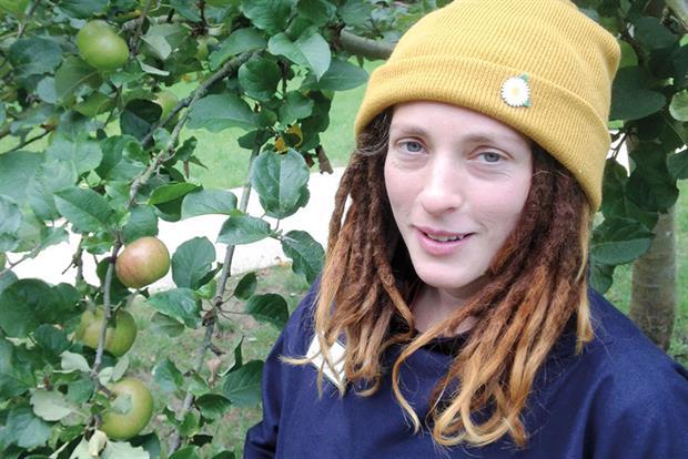 Helena Dove, senior gardener, Myddelton House Gardens