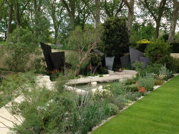 Andy Sturgeon's Telegraph garden