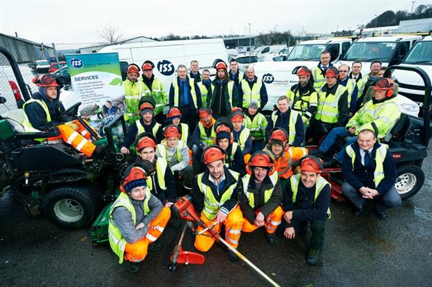 ISS marks sixth year of Highland Council contract. Image: Supplied